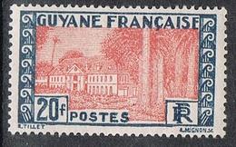 GUYANE N°132 N* - Guyane Française (1886-1949)