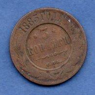Russie  - 3 Kopeks 1883  -  Km # 11.2  -  état  B+ - Russia