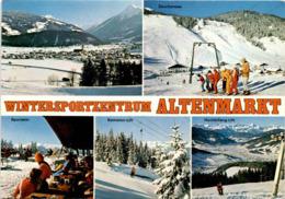 Wintersportzentrum Altenmarkt - 5 Bilder (12.468) - Altenmarkt Im Pongau