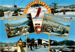 Skischaukel Radstadt - Altenmarkt - 8 Bilder (6504) - Altenmarkt Im Pongau