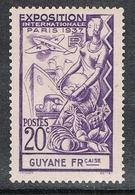 GUYANE N°143 N* - Guyane Française (1886-1949)