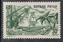 GUYANE N°144 N* - Guyane Française (1886-1949)