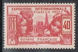 GUYANE N°145 N* - Guyane Française (1886-1949)