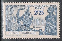 GUYANE N°151 N* - Guyane Française (1886-1949)