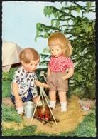 C0381 - Käthe Kruse Puppen - Planet DDR - Meissner & Buch - Jeux Et Jouets