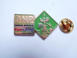 Beau Pin's , Disney , EuroDisney , Banque BNP - Disney