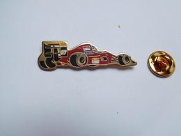 Beau Pin's , Auto F1 , Formule 1 , Ferrari , Carburant Agip - Ferrari