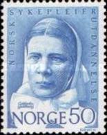 Norway - Norwegian Nurse Education-1968 - Norvège