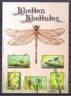 2018 BLOK LIBELLEN BUZIN POSTFRIS** - Blocks & Sheetlets 1962-....
