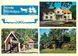 D1457 Sarsta Waldshus - Suède