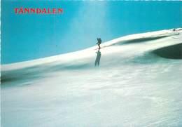 D1457 Tanndalen Ski - Suède