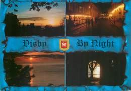 D1457 Visby By Night - Suède