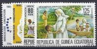 GUINEA ECUATORIAL 1984 - EDIFIL# 65/8** - Precio Cat. €2.20 - Guinée Equatoriale