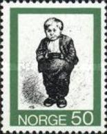 Norway - Norwegian Fairy Tales-1972 - Norvège