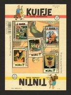 BELGIE POSTFRIS TINTIN NEUF MNH ** SANS CHARNIERE VF TB - Blocks & Sheetlets 1962-....