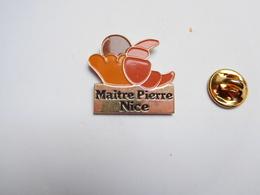Beau Pin's , Boulangerie Patisserie Maître Pierre à Nice , Croissant , Brioche , Alpes Maritimes - Città