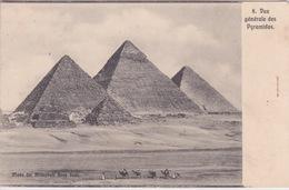 AFRIQUE - EGYPTE - LES PYRAMIDES - Pyramids