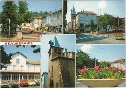 Beaurepaire: CITROËN VISA, PEUGEOT 104, OPEL CORSA-A, CITROËN 2CV, RENAULT 5 - (Isère) - Toerisme