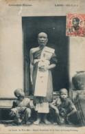 H223 - LAOS - Le Satou De Wat-Maï - Grand Aumônier De La Cour De Luang-Prabang - Laos