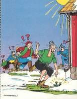 D1457 Comic By Gummesson Sweden Humour - Suède