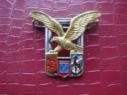 "Aviation . 64° Escadre De Transport . Evreux  "" Bearn , Anjou , Bigorre "" - Armée De L'air"