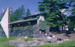 Canada Hotel Key, Unnel Mountain Resort ,  Banff, AB (1pcs) - Canada