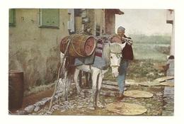 AK Albanien - Wasserhändler - 1918 - Albanien