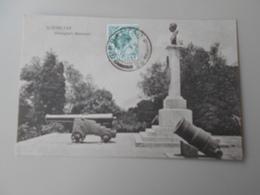 GIBRALTAR WELLINGTON'S MONUMENT - Gibraltar