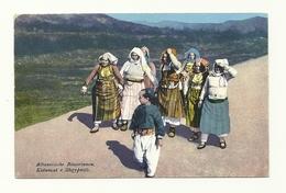 AK Albanien - Bäuerinnen - Albanien