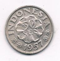 50 SEN 1957 INDONESIE /8587/ - Indonésie