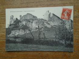 Sévérac-le-château , Ruines (sud-ouest ) - France