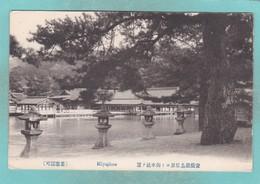 Old Post Card Of Miyajima, Japan ,J33. - Other