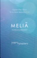 Croatia Hotel Key, Meliá Coral - Meliá Connect 700 ,  Umag (1pcs) - Croatia