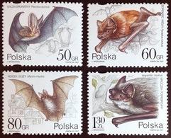 Poland 1997 Bats MNH - Bats