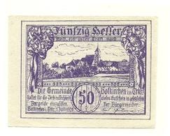 1920 - Austria - Hofkirchen Notgeld N77 - Austria