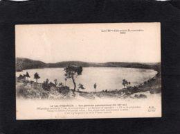 "82254   Francia,  Le Lac D""Issarles,  Vue Generale Panoramique,  VG - Largentiere"