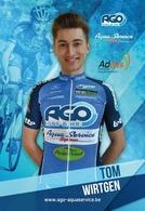 Tom Wirtgen - Ago Aqua Service - 2018 - Cycling
