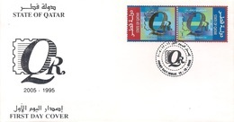 Qatar FDC 2005, Philatelic Club Anniversary - Qatar