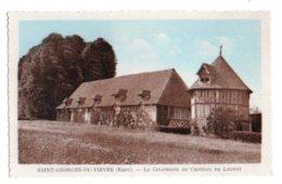 (27) 614, Saint St Georges Du Vièvre, Caron, Le Colombier Du Château De Launay - Other Municipalities