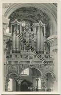 Stift St. Florian - Brucknerorgel - Foto-AK - Kirchen U. Kathedralen
