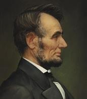 @@@ MAGNET - Abraham Lincoln - Publicitaires