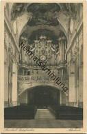 Amorbach - Abteikirche - Orgel - Verlag Wilh. Gerling Darmstadt - Kirchen U. Kathedralen