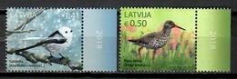 Latvia 2018 Letonia / Birds MNH Vögel Aves Oiseaux  / Cu10432  40 - Birds