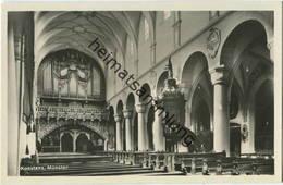 Konstanz - Münster - Orgel - Foto-AK - Verlag H. Sting Tübingen - Kirchen U. Kathedralen