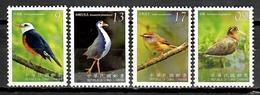 China Taiwan 2008 / Birds MNH Vögel Aves Oiseaux  / Cu10430  40 - Vogels