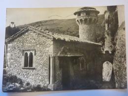 """Cartolina Viaggiata """"ARSOLI ( Roma) - Cappella Del Castello Massimo"""" 1980 - Italia"""