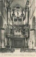 Saint-Omer - Basilique - Le Grande Orgue - Kirchen U. Kathedralen