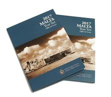 MALTA - Divisionali Commemorative 2017 - 9 Monetas - Malta
