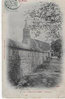 LISLE SUR TARN ( Tarn ) :L'Eglise (1906 ) -Labouche - Lisle Sur Tarn