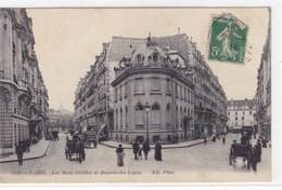 Paris - Les Rues Sédillot Et Dupont-des-Loges - France